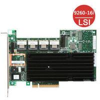 9260-16I LSI00208 16-Port Internal PCI Express SATA and SAS RAID Controller ,New ,Retail Box ,3 years warranty