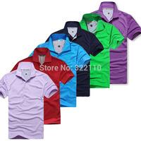 2015 Summer Men shirts Polo shirt Brand Camisa Polo Masculina Top Tee man Casual clothing M L XL XXL Clothes