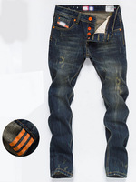 Fashion Casual Jeans ,2014 New Newly Style Famous Brand Men's Jeans,Denim, Cotton Jeans Pants, Blue Straight Jeans size:28~42