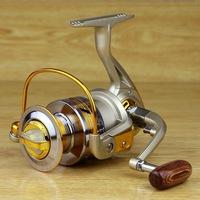 EF1000-7000 Fishing Reel Spinning Reel 10BB Ratio 5.5:1 Left/Right Interchange Molinete Pesca Free Shipping