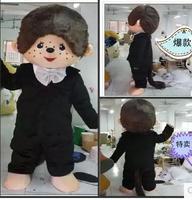 Free shipping QIqi  Cartoon Mascot Costumes Halloween Christmas Carnival animal clothing Plush toy