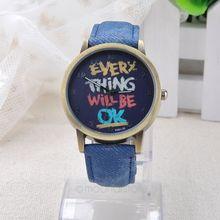 Fashion Jewelry Men women quartz watches with cartoon watch Causal clock female Wristwatches Woman watches