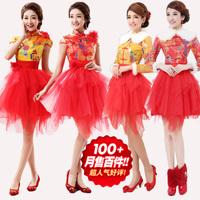 bridesmaid dresses 2014 robes vintage fashion cheongsam married bridesmaid dresses