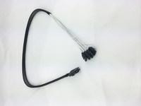 SFF8087 to SATA ,SFF-8087 36-pin to (4)SATA 7pin Internal Mini-SAS Cable - High quality