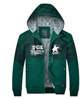 free shipping 2014 winter  Promotion 2014 men's cotton hoodies Sweatshirts casual men hoody  Jackets Coats Free Shipping 29.2