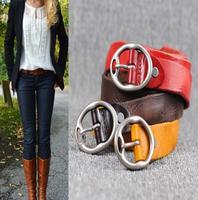 100% Genuine Leather Designer Brand Belts For Women Ladies Belt Famale Ceinture Cintos Femininos Woman strap WBT0004