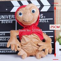 "E.T. the Extra-Terrestrial Soft Stuffed Toys Plush Dolls 10"" 25CM"