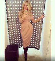 casual winter warm vestidos women bandage novelty  party long clothing woman sexy 2015 maxi dress short evening dresses