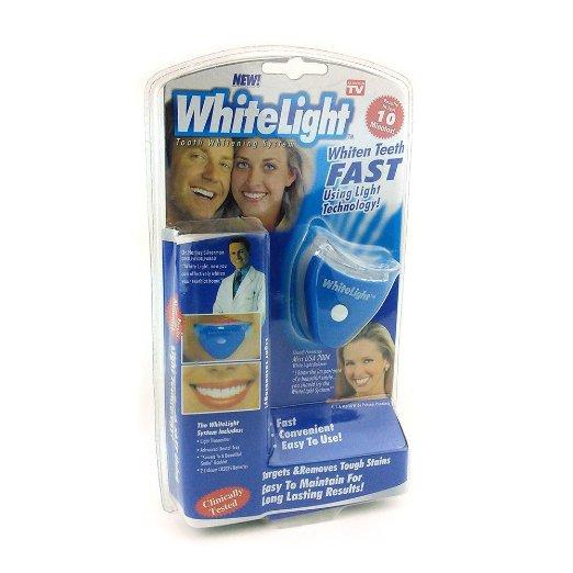 белый свет зуб отбеливатель комплект