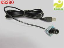 MJPG USB2.0 30W Camera module VGA with 3.6mm Lens Driverless  OEM  Factory Price Free shipping(China (Mainland))