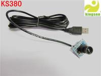 MJPG USB2.0 30W Camera module VGA with 3.6mm Lens Driverless  OEM  Factory Price Free shipping