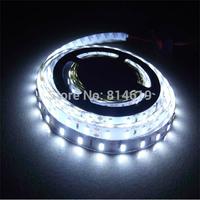 HOT 5630 5m LED strip Light NON-Waterproof Lighting, higher brightness  300leds 60leds/m white / warm white +free mail 10pcs/lot