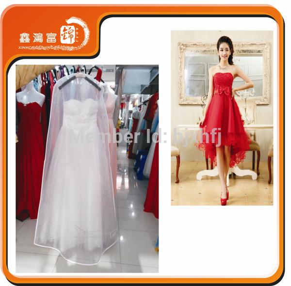 Alta qualidade vestido de casamento personalizado capa(China (Mainland))