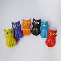 U Disk pen drive cartoon cat keychain 4gb/8gb/16gb/32gb animal Cat usb flash drive flash memory stick pen drive free shipping