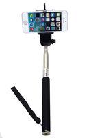 Extendable Self Portrait Selfie Handheld Stick Monopod Holder for Camera Phone B