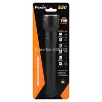 Fenix LED Flashlight E50 780 Lumens Black