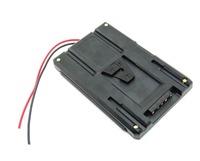 Pack(5) Female V-Mount V Mount V-lock Battery Adapter Plate D-Tap for Sony DSLR Rig, FREE shipping