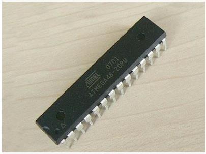 2 PCS ATMEGA48-20PU DIP28 ATMEGA48 MEGA48-20PU 8-bit Microcontroller with 8K Bytes In-System Programmable Flash(China (Mainland))