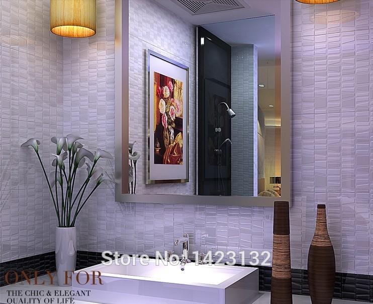 Porcelanato vitrificado mosaicos de cerâmica telha de assoalho CP3608 Casa de Banho Cozinha backsplash adesivos de parede telhas da piscina(China (Mainland))