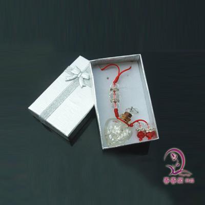1pcs 25X29MM / 18X35 / 18MM , Perfume Murano Glass Vial Bag Strap Com folha de prata interior, garrafas de perfume de cristal , frascos de perfume(China (Mainland))