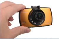Car Camera full hd DVR 1920*1080P 170 degrees wide Angle 2.7inch LCD G-Sensor HDMI Free Shipping