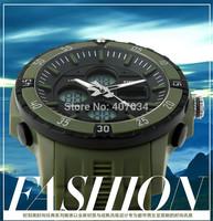 Fashion Skmei1046 shock resist men's Sports Watch, 5ATM Waterproof swimming watch LED Digital Student outdoor Wristwatches