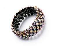New 2014 Fashion Vintage Jewelry Retro Personality with rhinestones glisten Bracelet for women Free Shipping JZ102716