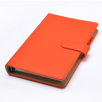 New Simple ably loose-leaf notebook A5 Stealth notebook commercial tsmip 01031