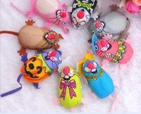 200PCS/LOT Fun Mouse The cartoon Cotton animal shapes Dog Toys Pet  Vocalization cat Toys