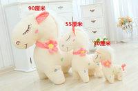 Lucky Cute Cotton Plush Horse Toy