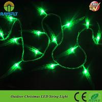 2PCS/Lot 220v leaf shape LED Curtain Lights  Indoor Outdoor holiday String lights garland lighting decoration