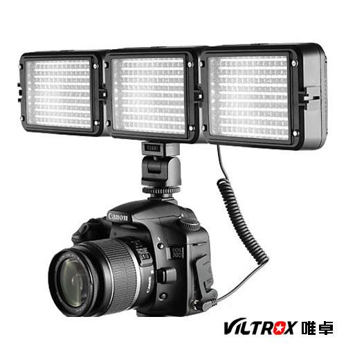 Фотографическое освещение Viltrox ll/126vt LED 4.5W