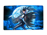 Bayonetta Game Characters Desk & Mouse Pad Table Play Mat (Bayonetta 9)