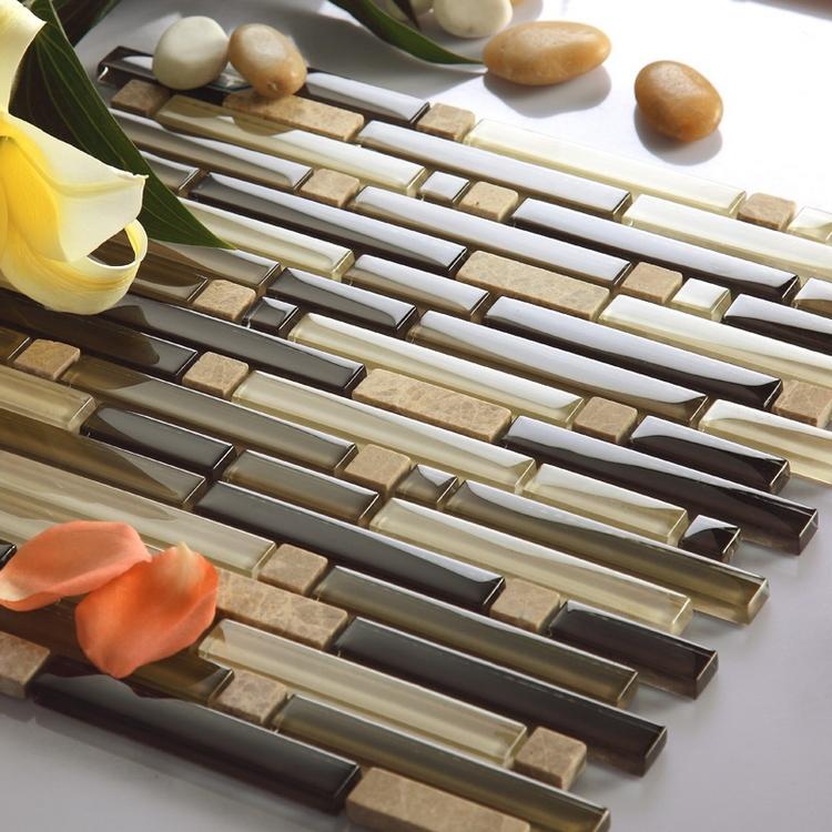 Welke Gipsplaten Badkamer ~ Online kopen Wholesale bruine tegels uit China bruine tegels