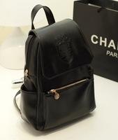 Hot sale Vintage British style casual PU leather multifunction Backpacks/shoulder bag/travel bag WLHB854