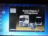 Scania sdp3 2.20 activation online no need usb dongle