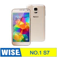 Original NO.1 S7+  Octa core Cell phone 1GB RAM 8GB ROM 8MP 5inch Android 4.3 GPS Dual SIM
