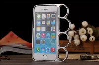Water Dirt Shock Proof Cell Phone Case for  iPhone 6 4.7 Inch Four Fingers Ring Clasp Personalized Mobile Shell Outer