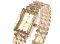 New Style All Steel Round Bead Bracelet Gold Silver Women Dress Watch Fashion Leisure Ladies Charm Of Fine Quartz Watch