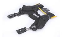 Free shipping Professional Double Shoulder Belt Strap for 2 cameras SLR DSLR