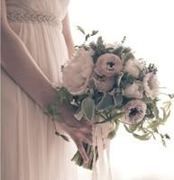 Free shipping Min order $10 HANDMADE shinning rhinestone waistband Cheap Wedding DIY accessories Bride Belt bridesmaid Sash BW18