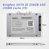 """Kingfast F9 2.5"""" SATAIII SSD 256GB Hard Drive SSD Internal SATA HD SSD Computer Components Silver 0.3-KSD256B"""