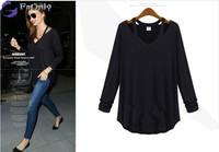 2014 New Summer Women Shirts Fashion Casual Shirts Free Shipping c5004