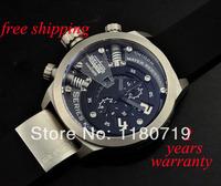 free shipping Welder by K38 Chronograph Steel Unisex Watch White Rubber Strap K38 black flag Watch