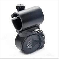 Bike  lamp clip flashlight clip flashlight bicycle headlight lighthouse Rotatable lamp holder  360 degrees