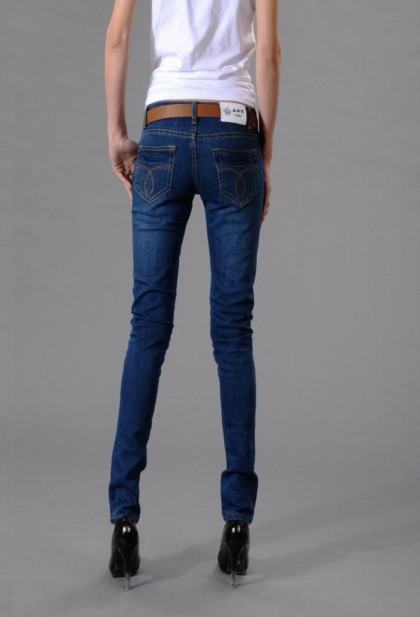 Дамы джинсы, Женщины в джинсы