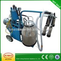 single vacuum goat milking machine