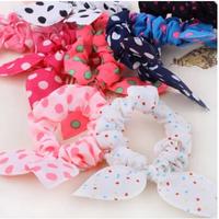 2014 Korean Fashion  cute Headwear Hair Accessories Flower  Elastic Hair bands