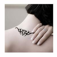 Temporary Tattoo Sticker Totem Patterns Waterproof Temporary Tattooing Paper Body Art Temporary Tattoos