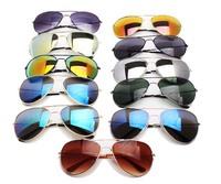 2015 New Arrival Women Men's  metal Sun Glasses UV Protection Retro vintage Sun Eyeglasses Polarized Sunglasses Cycling Eyewear